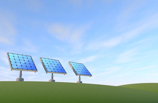 太陽光発電と環境